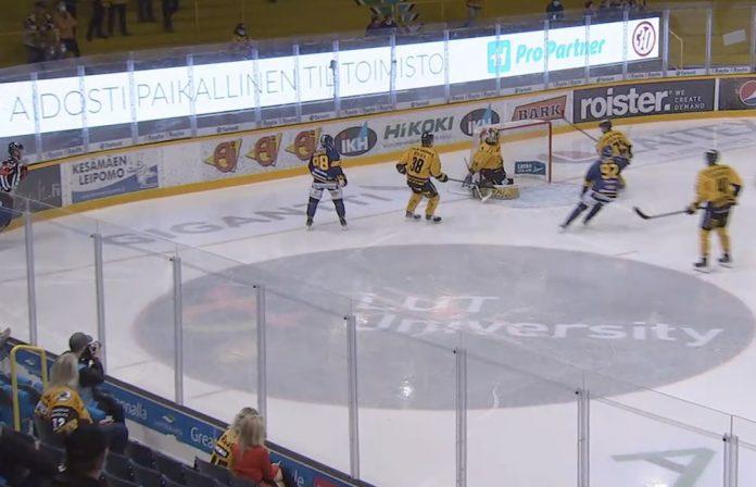 Rauman Lukko Liiga / Pallomeri.net