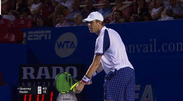 Kuin suoraan elokuvasta: Koronaviruksen saanut tennistähti Sam Querrey pakeni Venäjältä