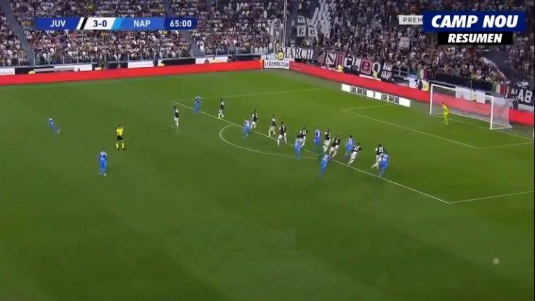 Serie A:n huippumatsi jää pelaamatta – Juventus valmistautuu silti otteluun, johon Napoli ei aio saapua
