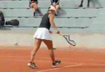 Yulia Putintseva kilahti Ranskan avoimissa / Pallomeri.net