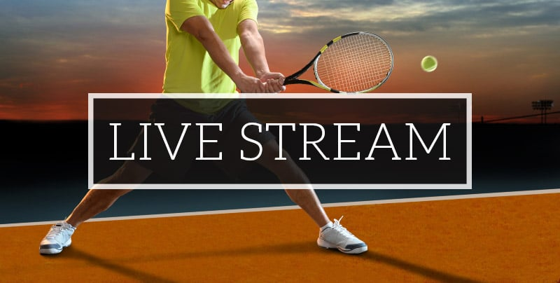 tennis live stream - atp grand slam ruusuvuori djokovic federer nadal