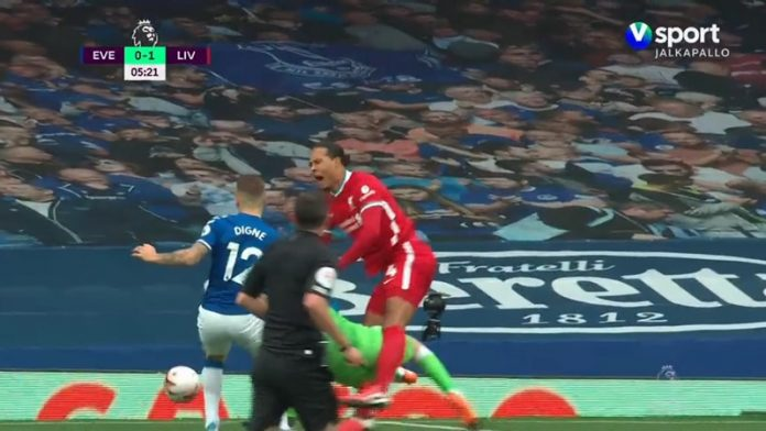 Virgil Van Dijk Liverpool / Pallomeri.net