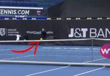 victoria azarenkan uskomaton lyönti wta tennis - pallomeri.net