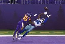 Dallas Cowboys ceedee lamb nfl touchdown koppi - pallomeri.net