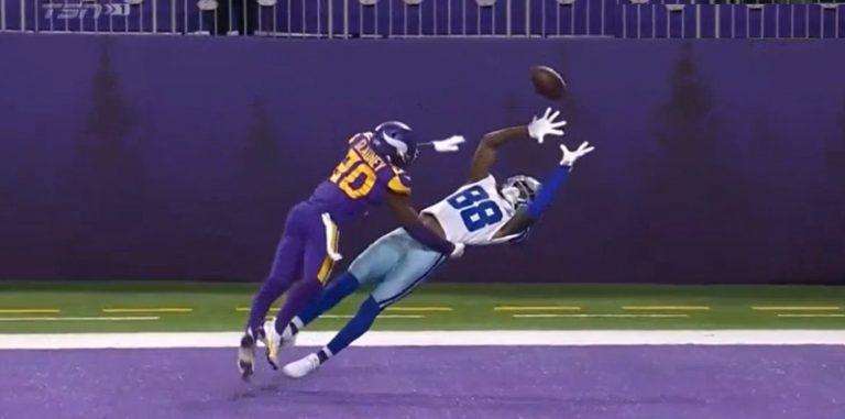Video: Dallas Cowboysin peluri nappasi häikäisevän kopin NFL:ssä