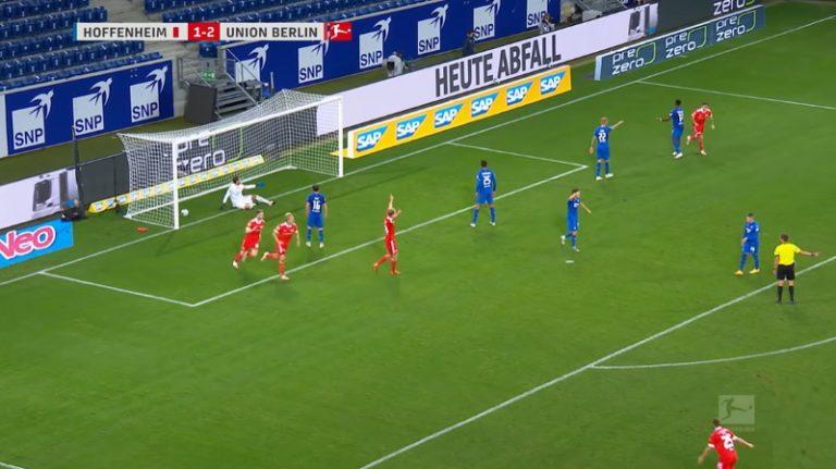 Video: Joel Pohjanpalo iski voittomaalin Bundesliigassa