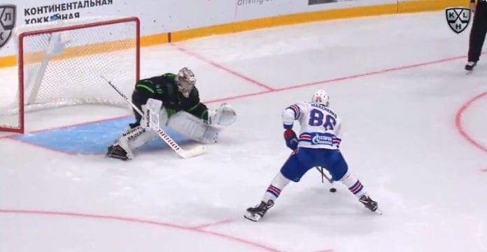 Kirill Marchenko SKA Pietari KHL - pallomeri.net