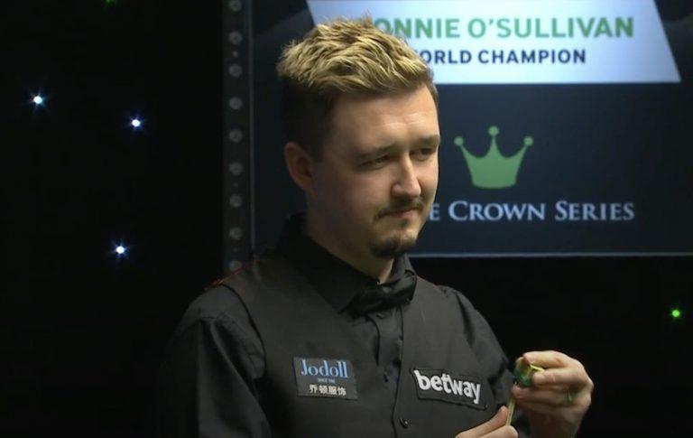 Video: Snookerin UK Championship sai hurjan startin – Kyren Wilson täräytti heti maksimibreikin