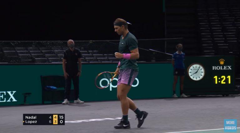 Rafael Nadalille historiallinen voitto – nousi samalla harvalukuiseen kerhoon