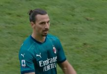 Zlatan Ibrahimovic fifa ac milan serie a - pallomeri.net