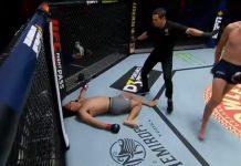 Ignacio Bahamondes Contender Series UFC-sopimus / Pallomeri.net