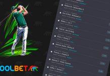 coolbet golf voitto betsit vedonlyönti golftietäjä