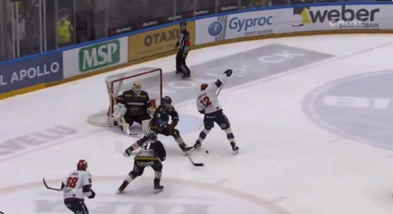 Video: Otto Koivula tekaisi fantastisen osuman – HIFK takoi Kärpät jäänrakoon Raksilassa