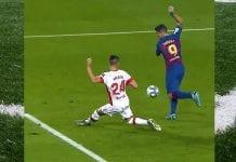 Luis Suarez Puskas-palkinto ehdokas 2020 FIFA / Pallomeri.net