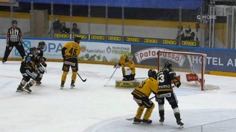 Video: Liigakauden ensimmäinen pelikielto on tuomittu – Kärppien Miihkali Teppo sai kahden pelin pannan