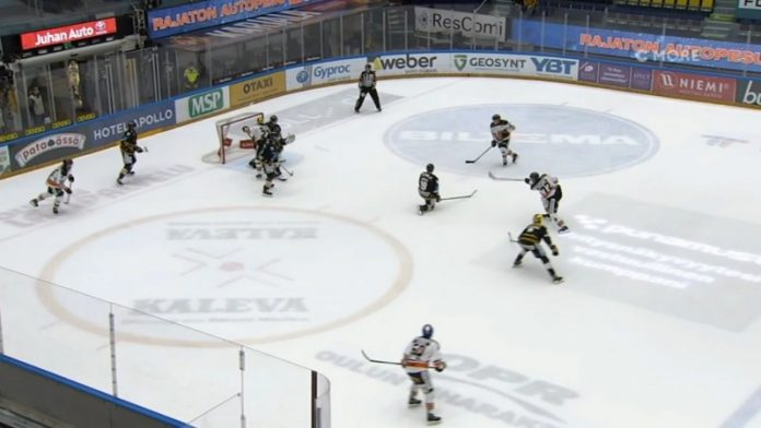 Kristian Vesalainen HPK / Pallomeri.net