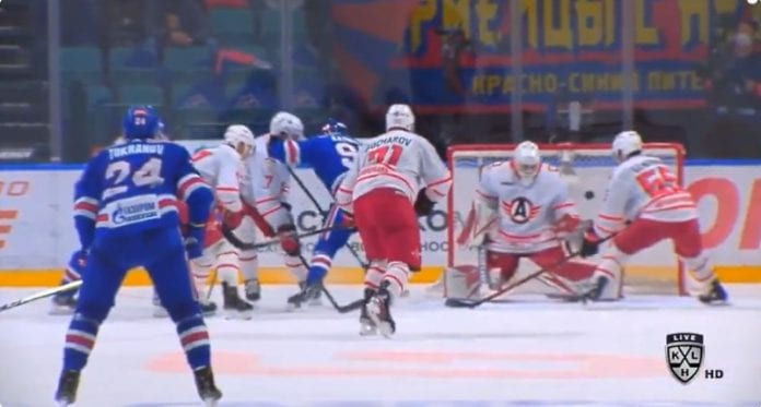 Andrei Kuzmenko SKA KHL - pallomeri.net