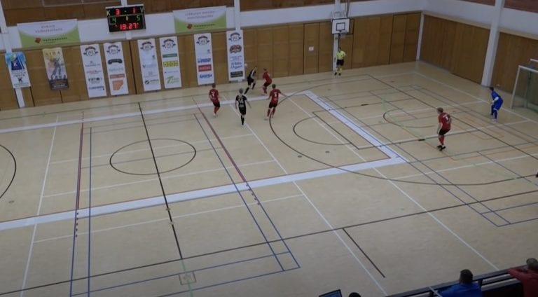 Video: Futsal-Liigassa nähtiin hämmästyttävän upea esityö