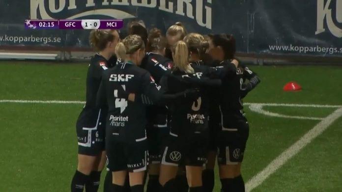 Göteborgin naisten joukkue lakkautetaan - pallomeri.net