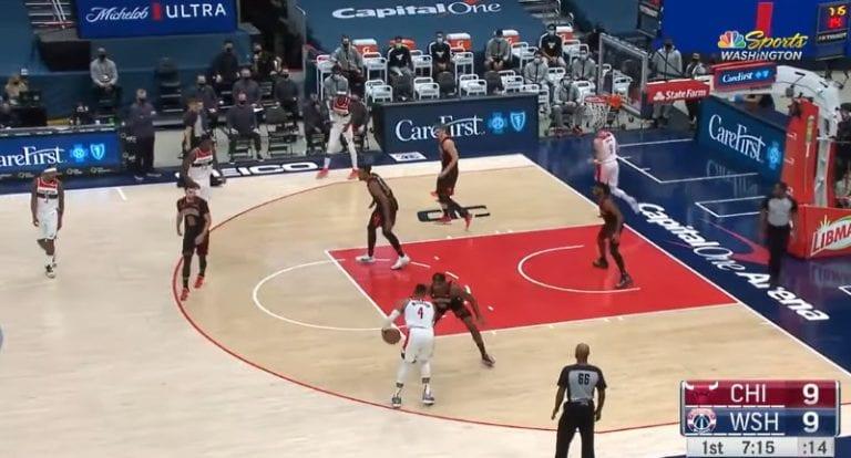 Chicago Bullsille kauden avausvoitto – Lauri Markkasen jalka ei kestänyt pelaamista