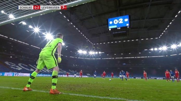 Lukas Hradecky Leverkusen Huuhkajat - pallomeri.net