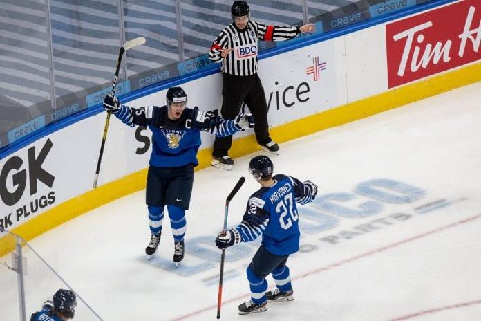 USA Kanada Suomi Nuoret Leijonat u20 mm-kisat