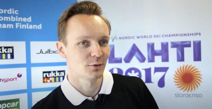 suomen yhdistetyn valmentaja Petter Kukkonen