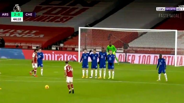 Video: Fantastinen tykitys Lontoon derbyssä – Granit Xhaka pommitti häikäisevän vaparimaalin Arsenalille