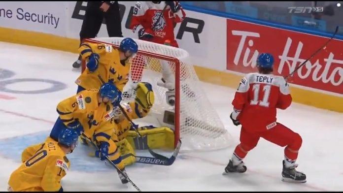 Hugo Alnefelt Ruotsi U20 / Pallomeri.net