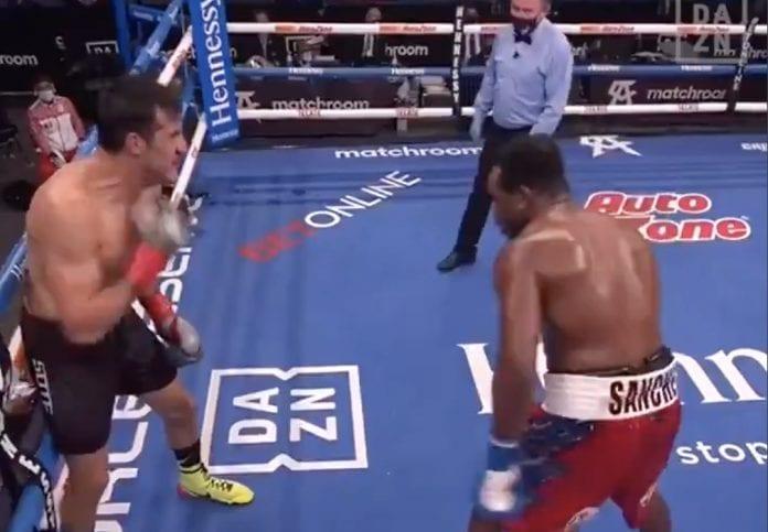 nyrkkeilijä