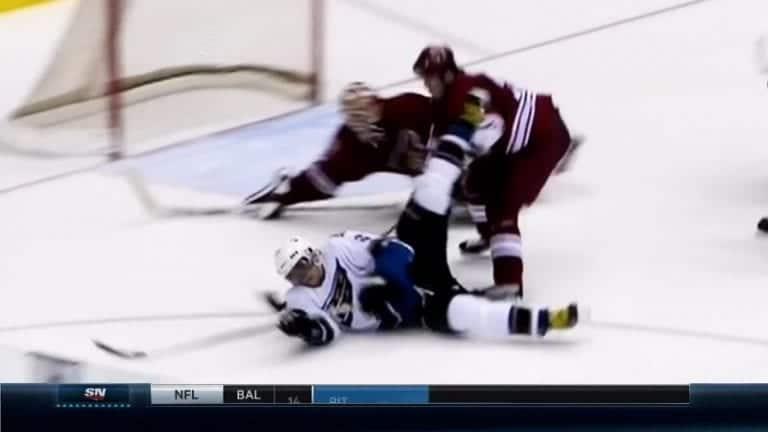 Video: Fanit ovat puhuneet – Alexander Ovechkin teki 2000-luvun komeimman NHL-maalin tulokaskaudellaan