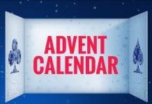 pokerin joulukalenteri