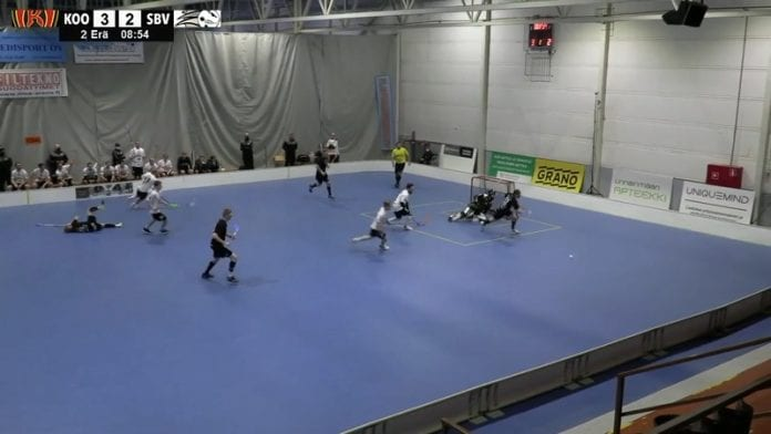 Keni Rautio SB Vantaa / Pallomeri.net