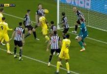 Matt Ritchie Newcastle United / Pallomeri.net