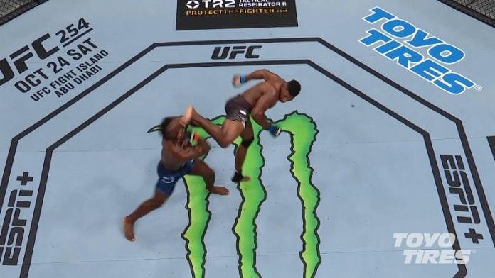 UFC vuoden tyrmäys 2020 / Pallomeri.net