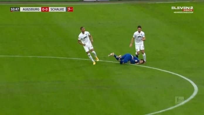 Mark Uth Schalke / Pallomeri.net