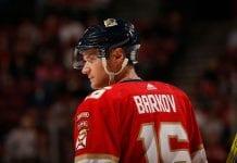 NHL-pelaajat Florida Panthers Aleksander Barkov