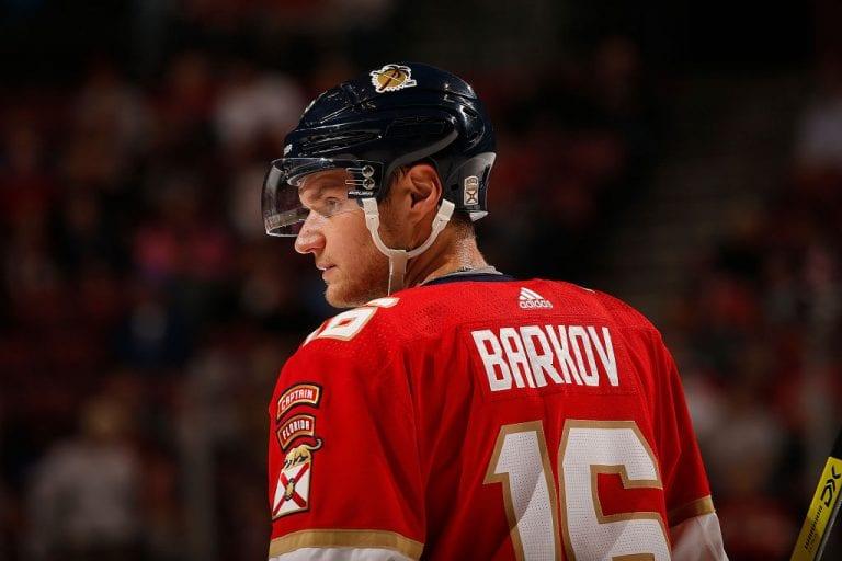 Aleksander Barkoville kunniaa – valittiin NHL:n kolmanneksi kokonaisvaltaisimmaksi pelaajaksi