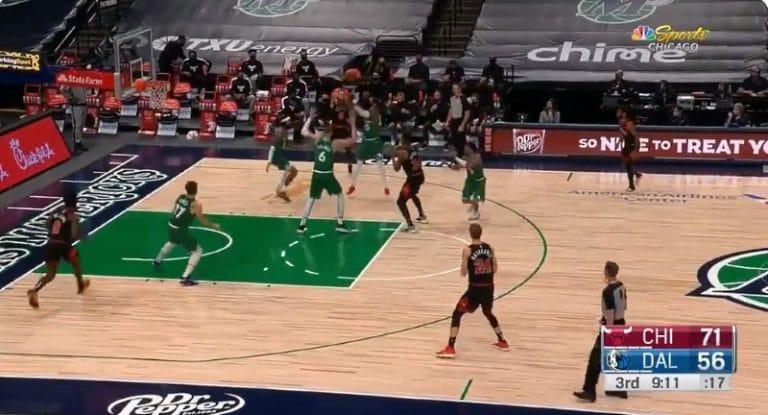 Video: Lauri Markkanen Chicago Bullsin sankarina – oli joukkueensa tehokkain pistemies voitto-ottelussa