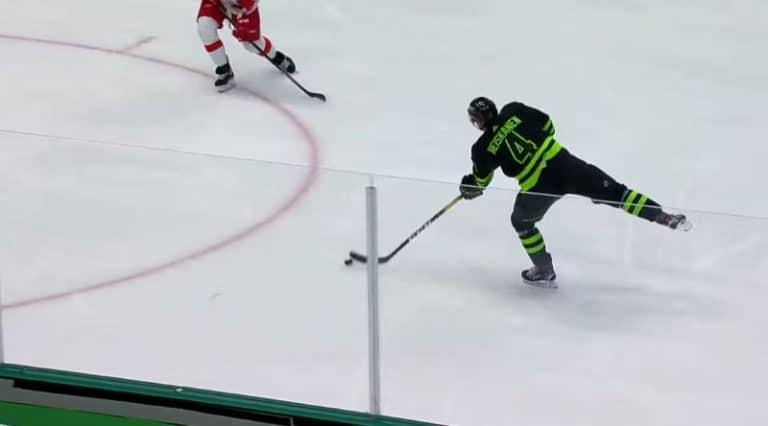 Video: Miro Heiskanen pisterohmuna – jakoi tyylikkäästi Ty Dellandrean NHL-uran avausmaalin