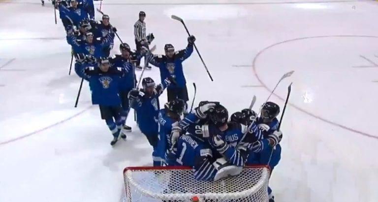 Sivusto: Nuoret Leijonat menestyivät myös NHL-scouttien silmissä – kolme pelaajaa huomioitiin erityisesti