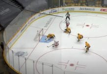 Sebastian Aho kauden avausmaali Carolina Hurricanes NHL - pallomeri.net