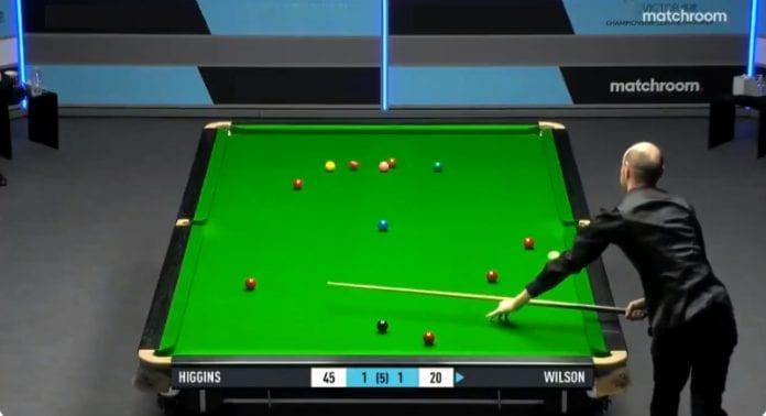 Snookerpelurin vati nurin higgins watson - pallomeri.net