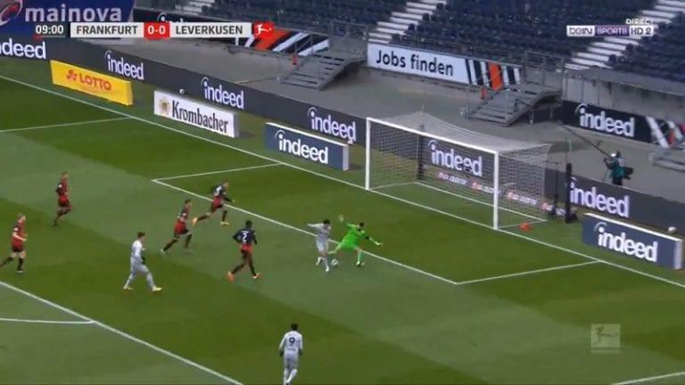 Video: Säädytön viimeistely Bundesliigassa – Leverkusenin Nadiem Amiri taiteili vaikuttavan maalin
