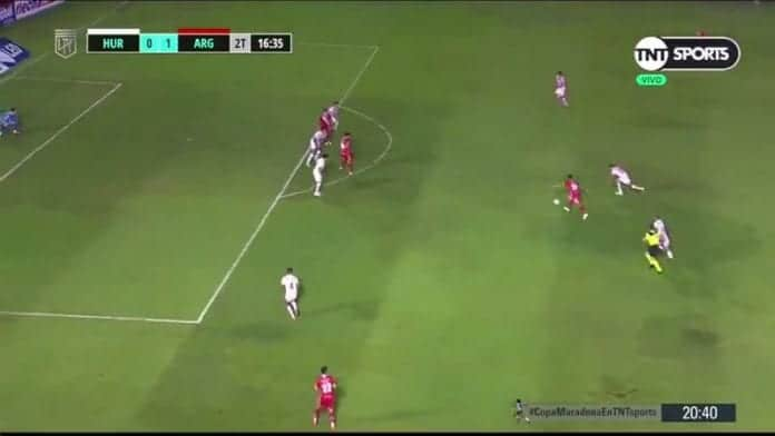 Matias Romero Argentinos Juniors / Pallomeri.net
