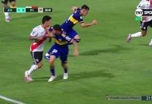 Jorman Campuzano Boca Juniors / Pallomeri.net