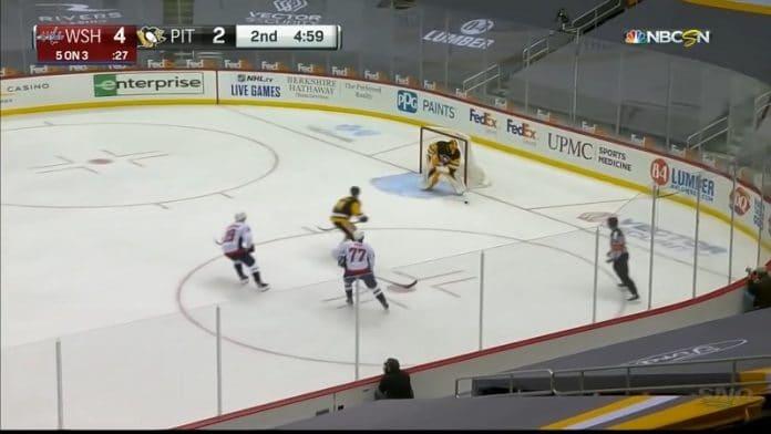 Casey DeSmith Pittsburgh Penguins / Pallomeri.net