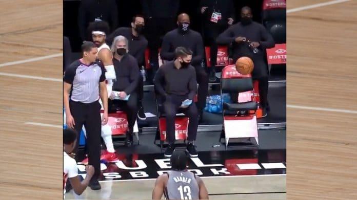 Bam Adebayo Miami Heat / Pallomeri.net
