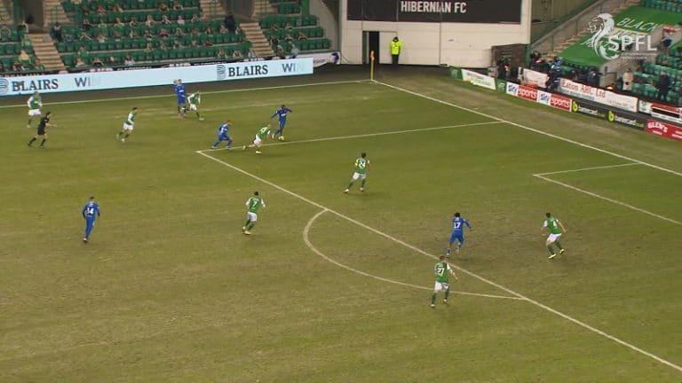 Video: Upeaa kynäilyä – Glen Kamara piti vastustajaa aivan pilkkanaan Skotlannin liigassa