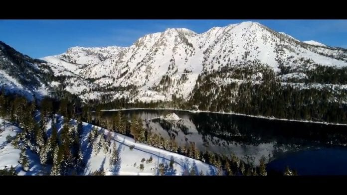 NHl on Lake Tahoe / Pallomeri.net